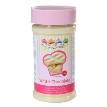 Pasta de Chocolate Blanco Funcakes