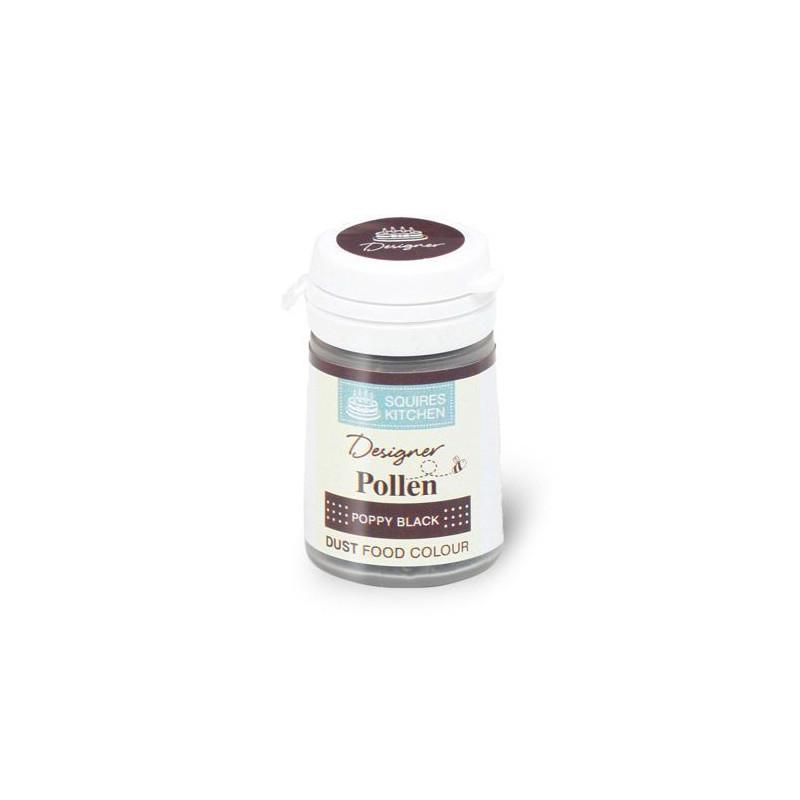 Colorante en polvo textura Polen Negro Amapola SK