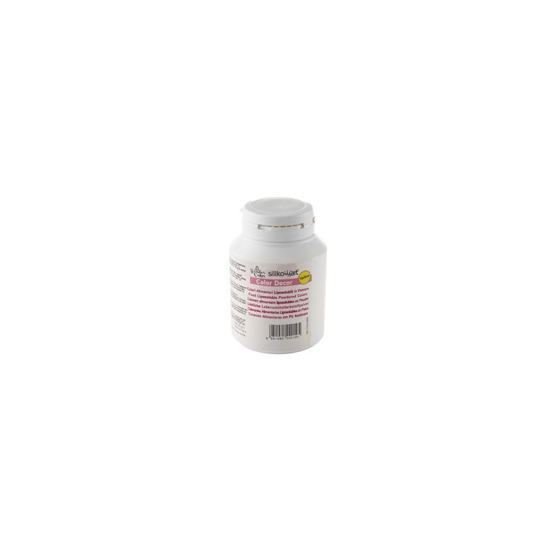 Colorante en polvo Liposoluble Amarillo 25 gr SLK