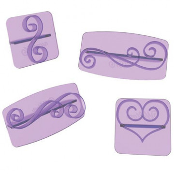 Marcador set 28 piezas decoradoras Wilton