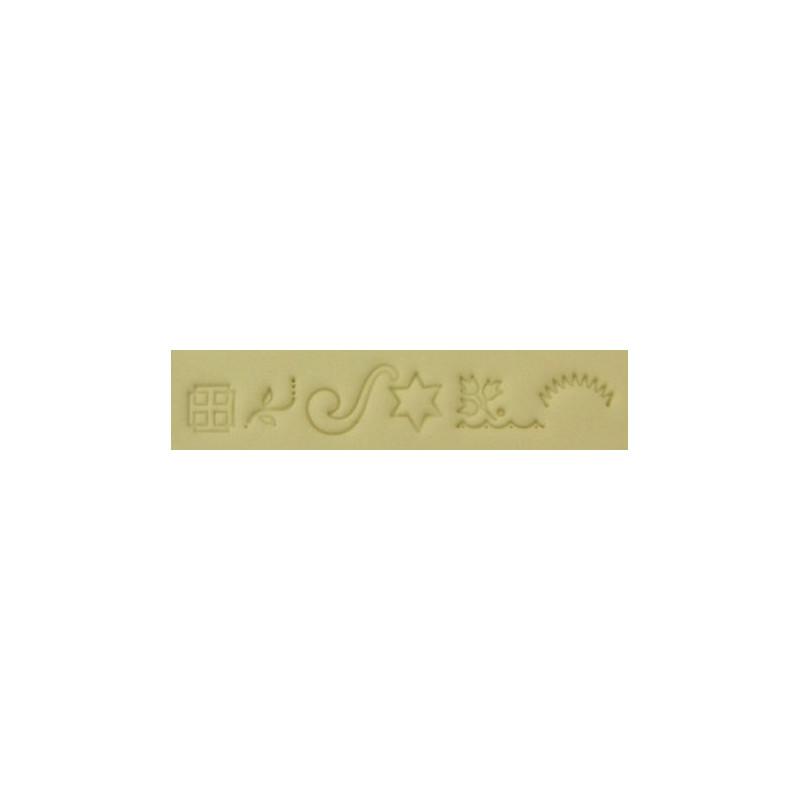 Sellos Set 3: Motivos varios. Holly Products
