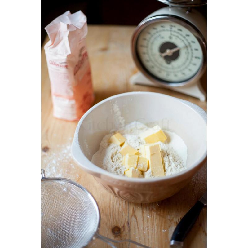 Bol de cerámica grande Home Made 3500 ml Kitchen Craft