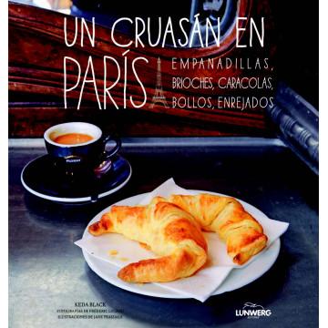 Libro Un Cruasan en Paris de Keda Black