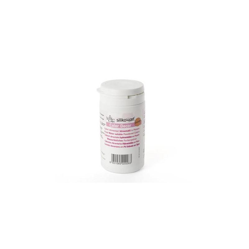 Colorante en polvo Hidrosoluble Naranja 25 gr SLK