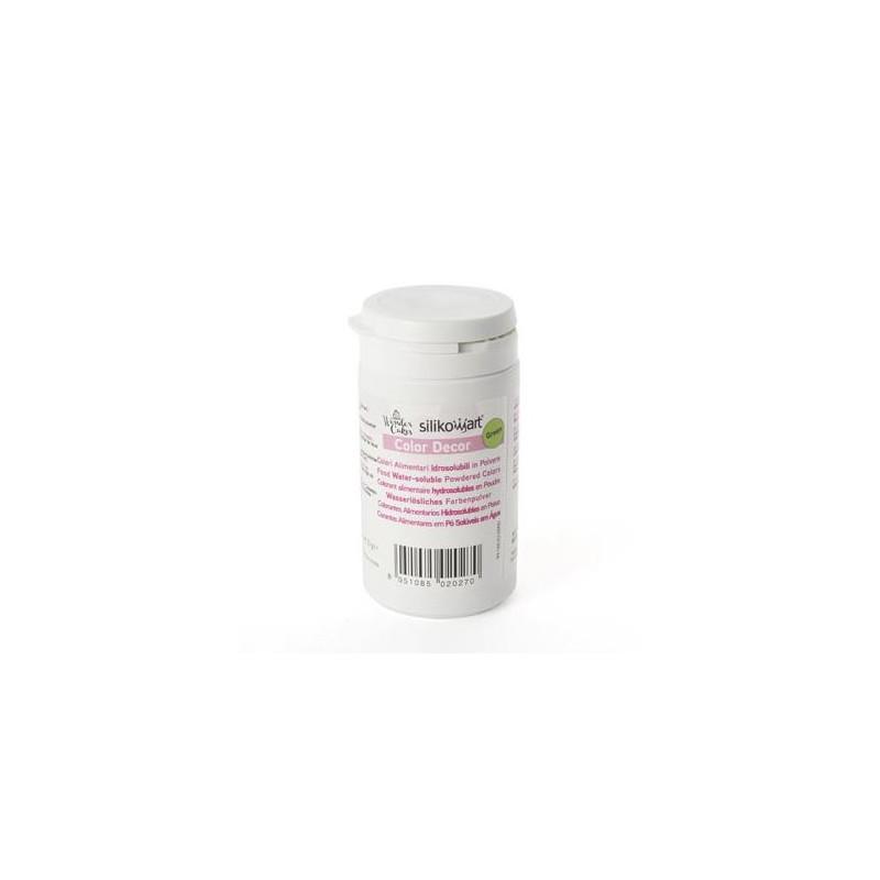 Colorante en polvo Hidrosoluble Verde 25 gr SLK