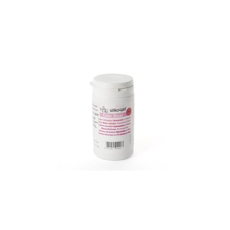 Colorante en polvo Hidrosoluble Rojo 25 gr SLK