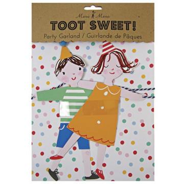 Guirnalda Cumpleaños Toot Sweet Meri Meri