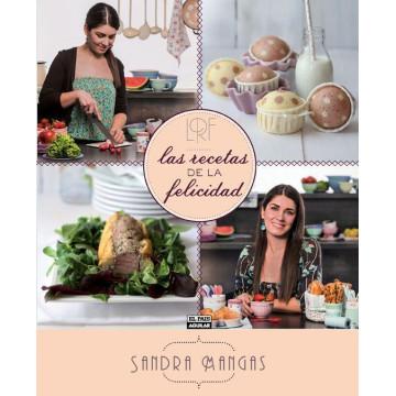 Libro La Receta de la Felicidad de Sandra Mangas
