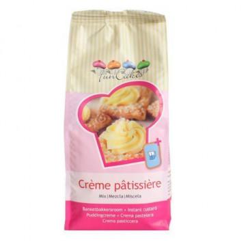 Mezcla para crema pastelera 500 gramos Funcakes