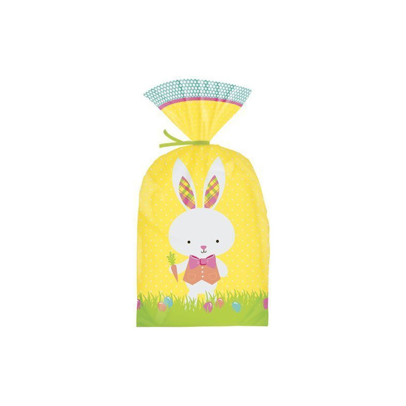 Bolsas Pascua Conejito Wilton