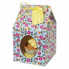 Cajas pack 4 cajas cupcakes individuales colección Floral Pattern Meri Meri