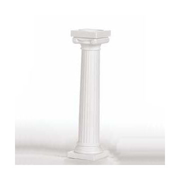 Pack 4 pilares 12.5 cm para montar tartas Wilton