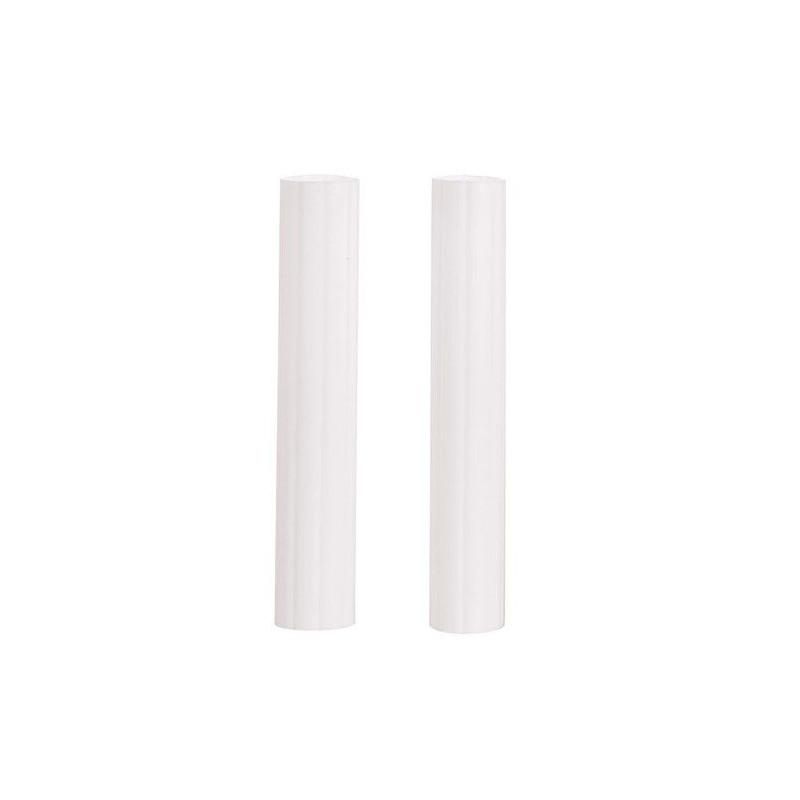 Pack 4 pilares 15 cm básicos para montar tartas Wilton