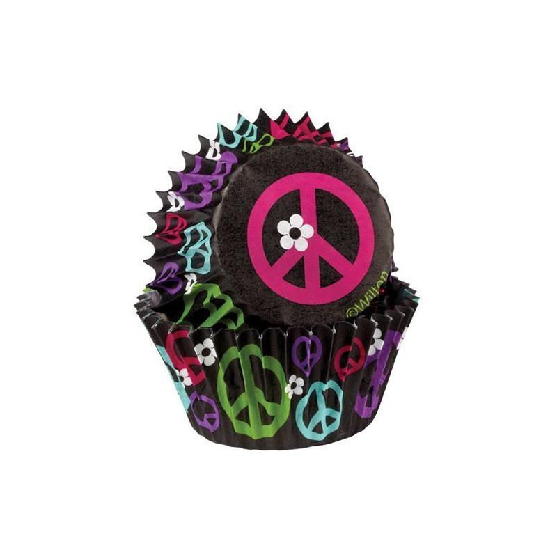Capsulas mini cupcakes Paz Wilton