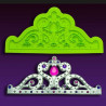 Molde silicona Tiara Real Marvelous Moulds