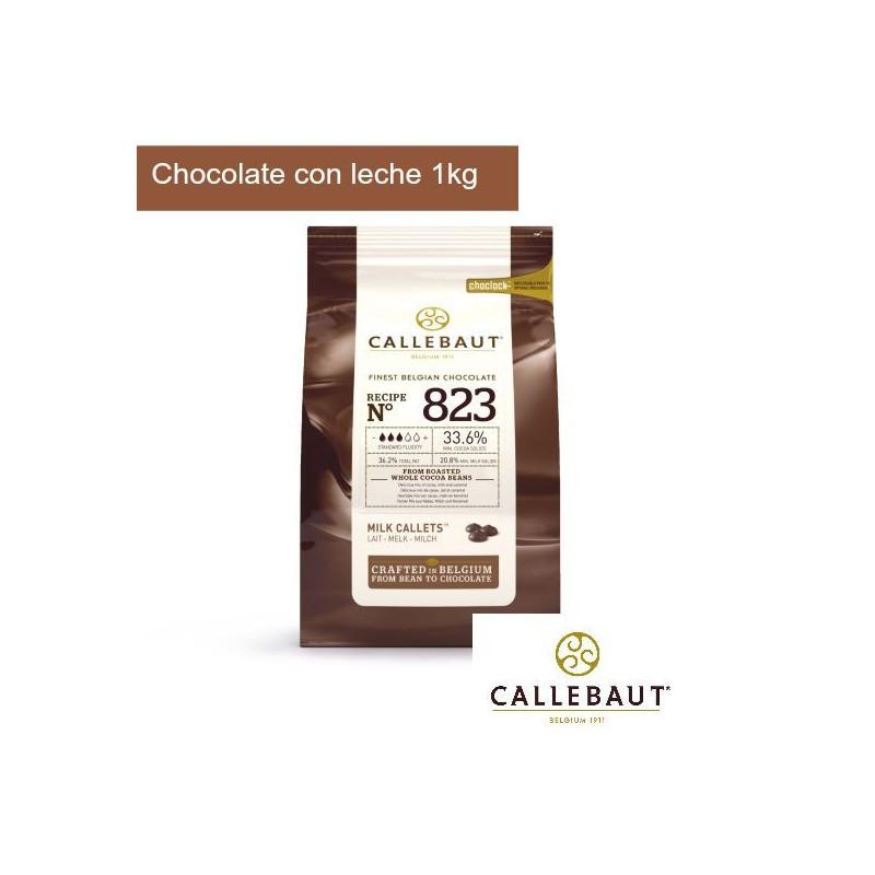 Chocolate con leche en grageas 1kg Callebaut