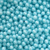 Sprinkles Pearlized Blue Sugar Pearls Wilton