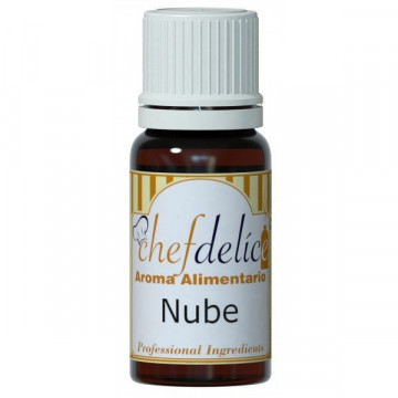 Aroma concentrado Marshmallow Nube 10 ml Chefdelice