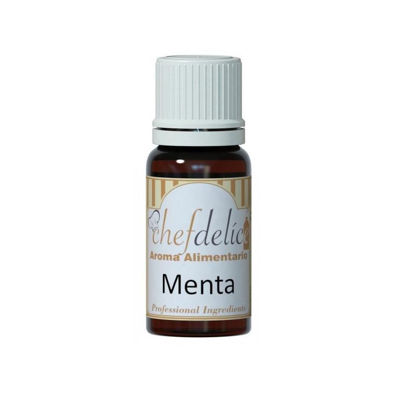 Aroma concentrado Menta 10 ml Chefdelice
