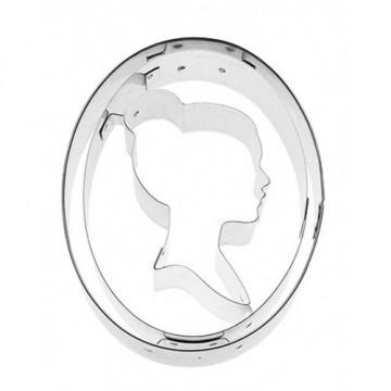 Cortante 3D galleta Camafeo Birkmann