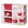 Molde Cupcakes silicona pack 6 La Vie en Rose Birkmann