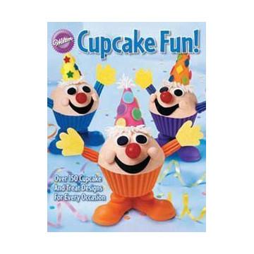 Libro Cupcakes Fun! de Wilton
