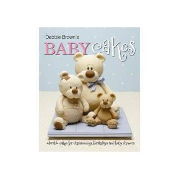 Baby Cakes  por Debbie Brown