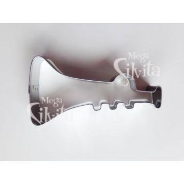 Cortante galleta Trompeta 2