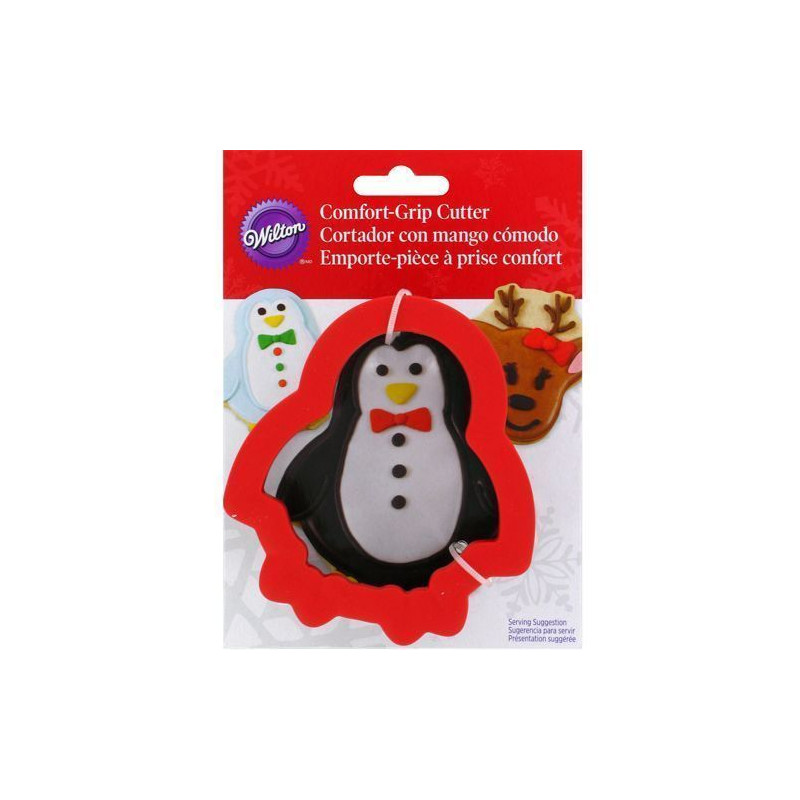 Cortante galleta Pingüino - Reno Wilton