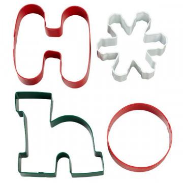 Cortante pack 4 cortantes HOHO Wilton