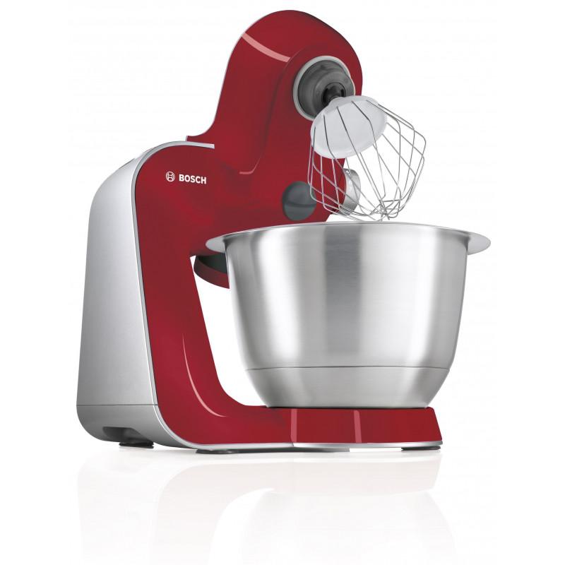 robot de cocina bosch mum 5 rojo intenso. Black Bedroom Furniture Sets. Home Design Ideas