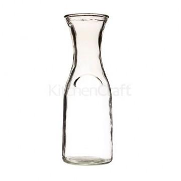 Botella de cristal de boca ancha 1L Kitchen Craft