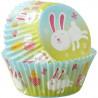Cápsulas para cupcakes Conejo de Pascua Wilton