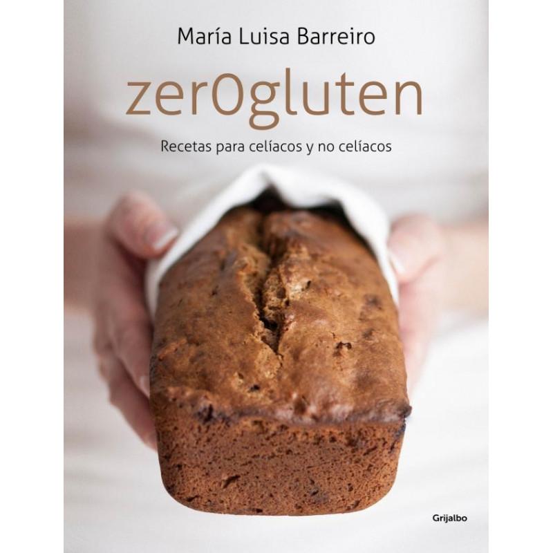 Libro Zerogluten por Maria Luisa Barreiro