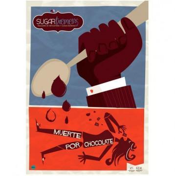 Revista Magazine Sugartremens: Muerte por el chocolate Nº 1
