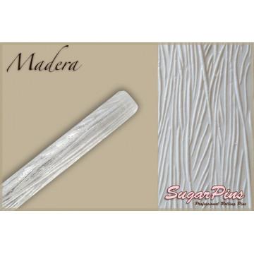 Rodillo texturizador grande 40 cm Madera SugarPins
