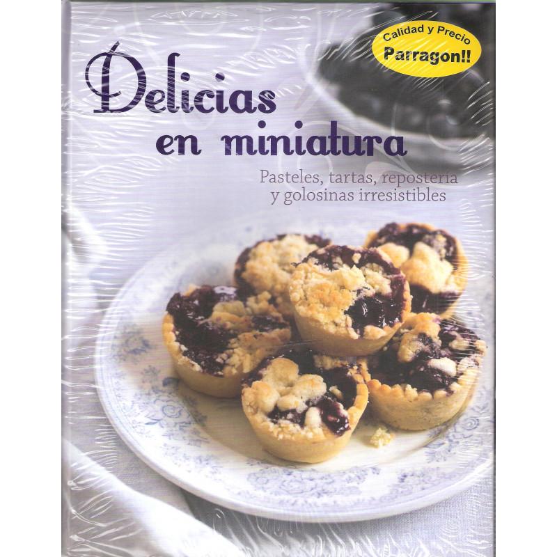 Libro Delicias en Miniatura