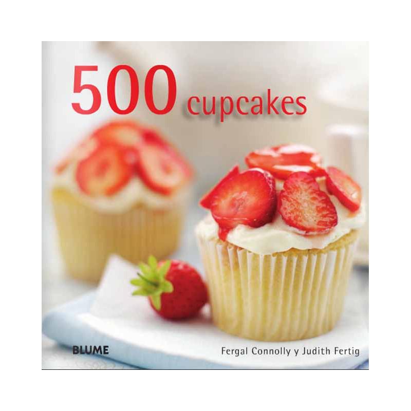 Libro 500 Cupcakes