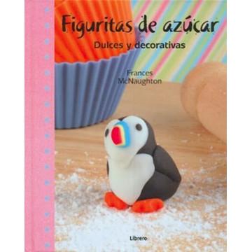 Libro Figuritas de Azúcar Dulces y Decorativas