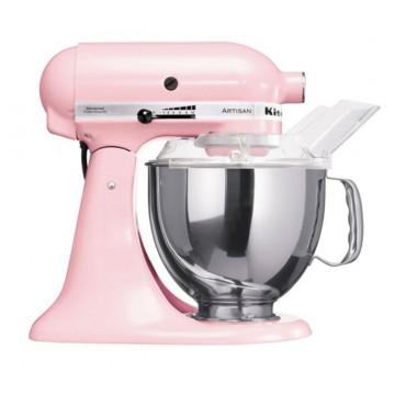 Kitchen Aid Robot Mezcladora Rosa Pastel