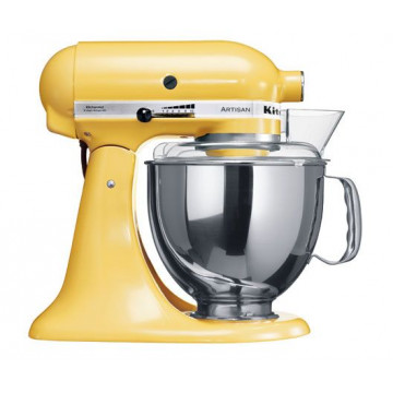 Kitchen Aid Amarillo Pastel Artisan