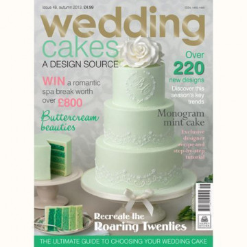 Revista Wedding Cakes Otoño 2013 Squire Kitchen