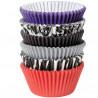 Capsulas cupcakes pack 150 unidades Surtido Damasco Cebra Wilton