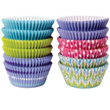 Capsulas cupcakes pack 300 unidades Surtido Varios Wilton