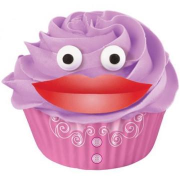 Set decoración para cupcakes: Mujer Wilton