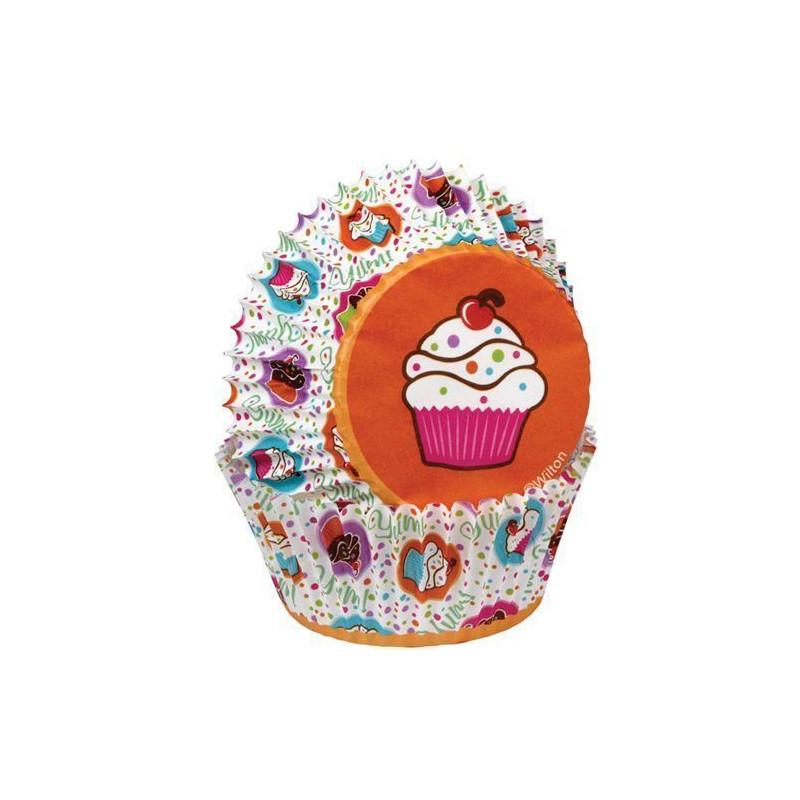 Capsulas cupcakes Cupcakes Party Wilton