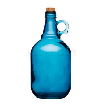 Botella grande Garrafa Azul 1.9 L Kitchen Craft