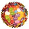 Cápsulas cupcakes antigrasa Gominolas Wilton