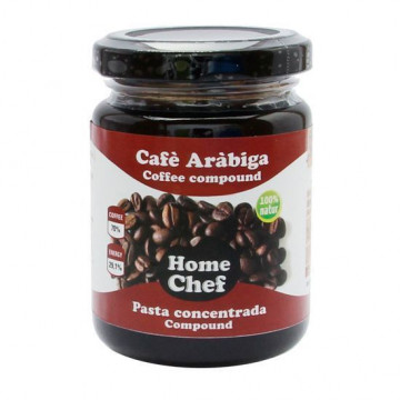 Café Arábica en pasta Home Chef - 150 gr