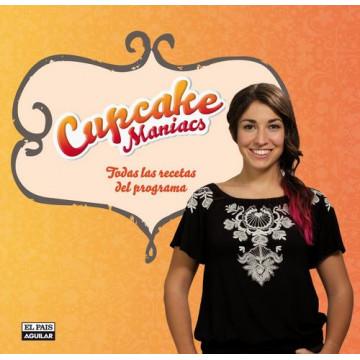 Libro Cupcakes Maniacs Las recetas del programa + DVD